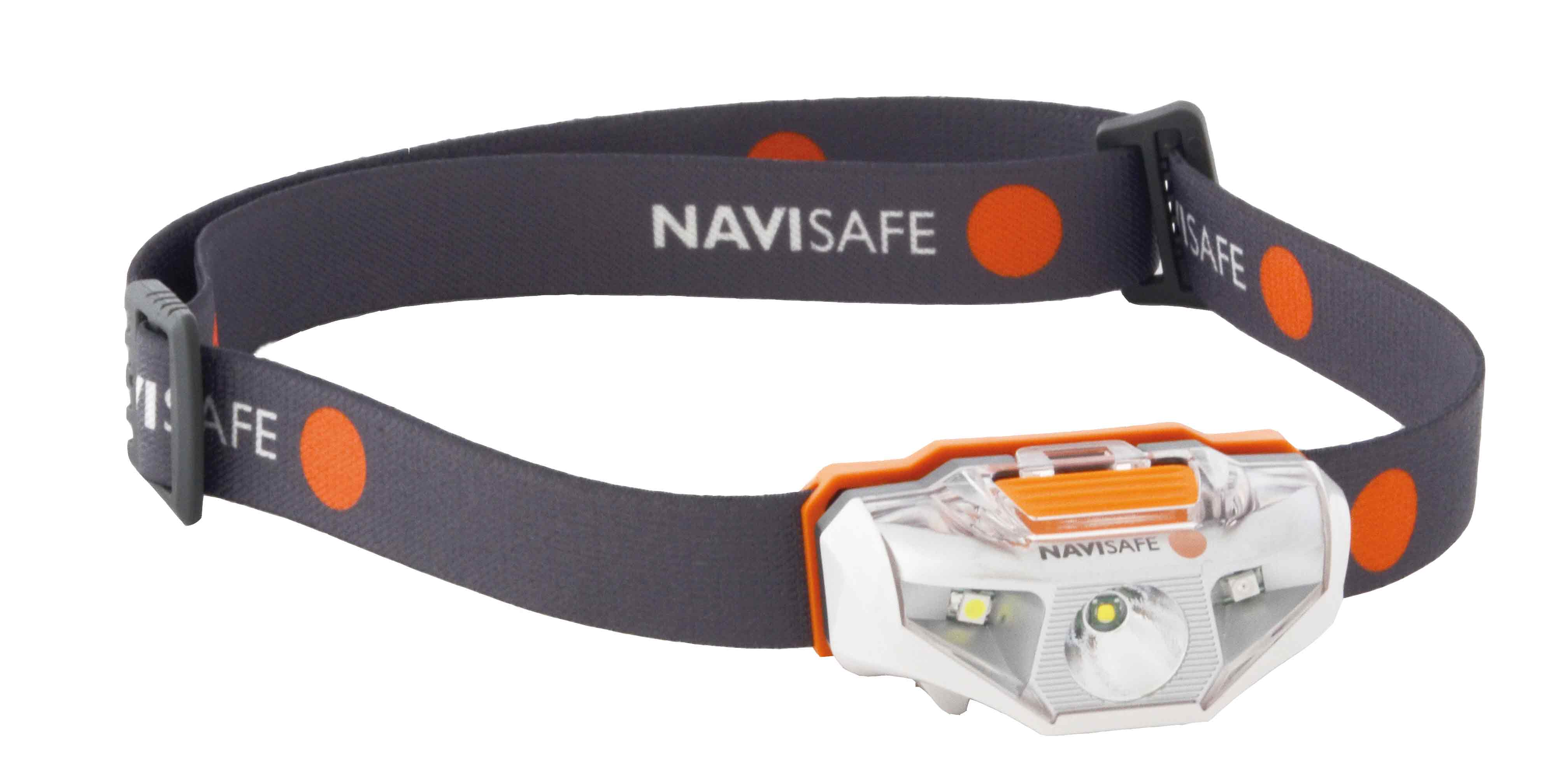 Stirnlampe Navisafe Headlamp