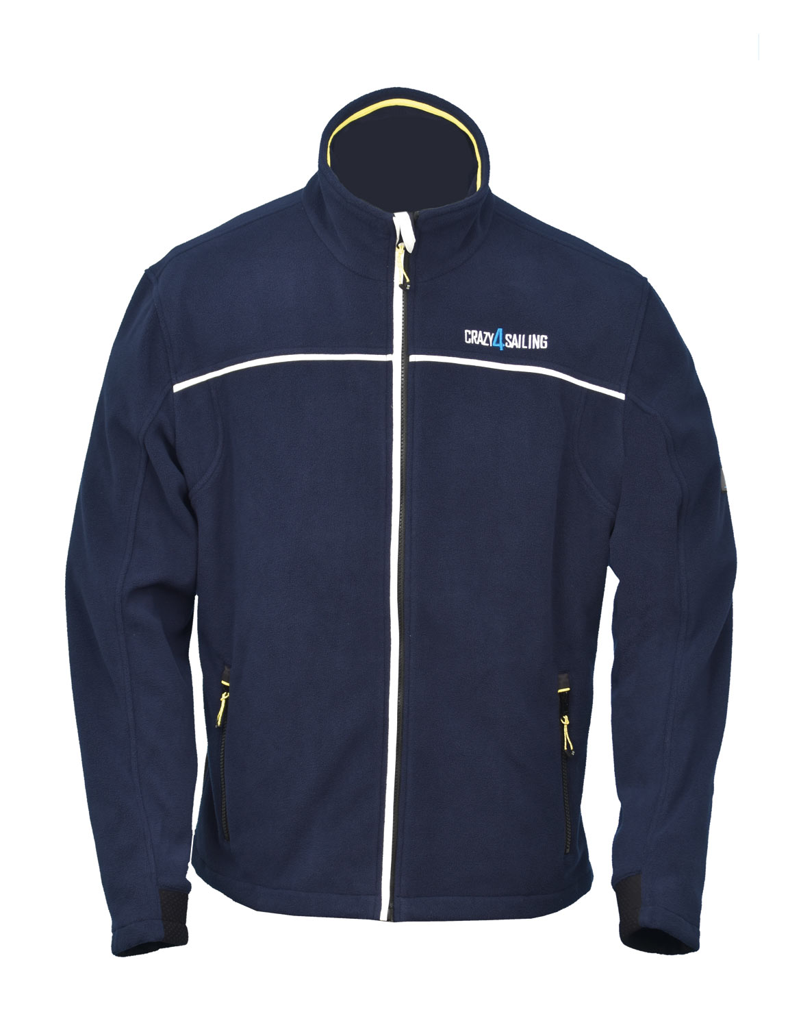 C4S Fleece Jacke Snug navy