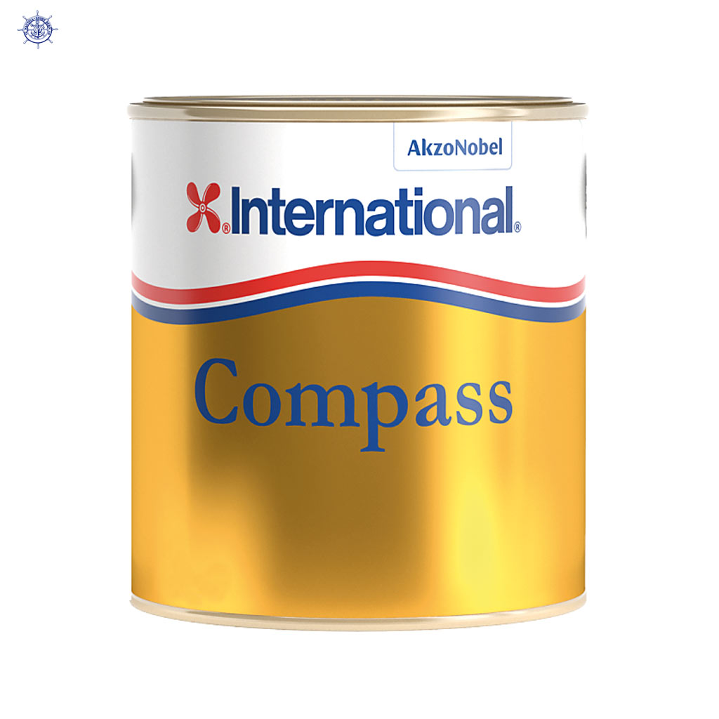 International Klarlack Compass 1K