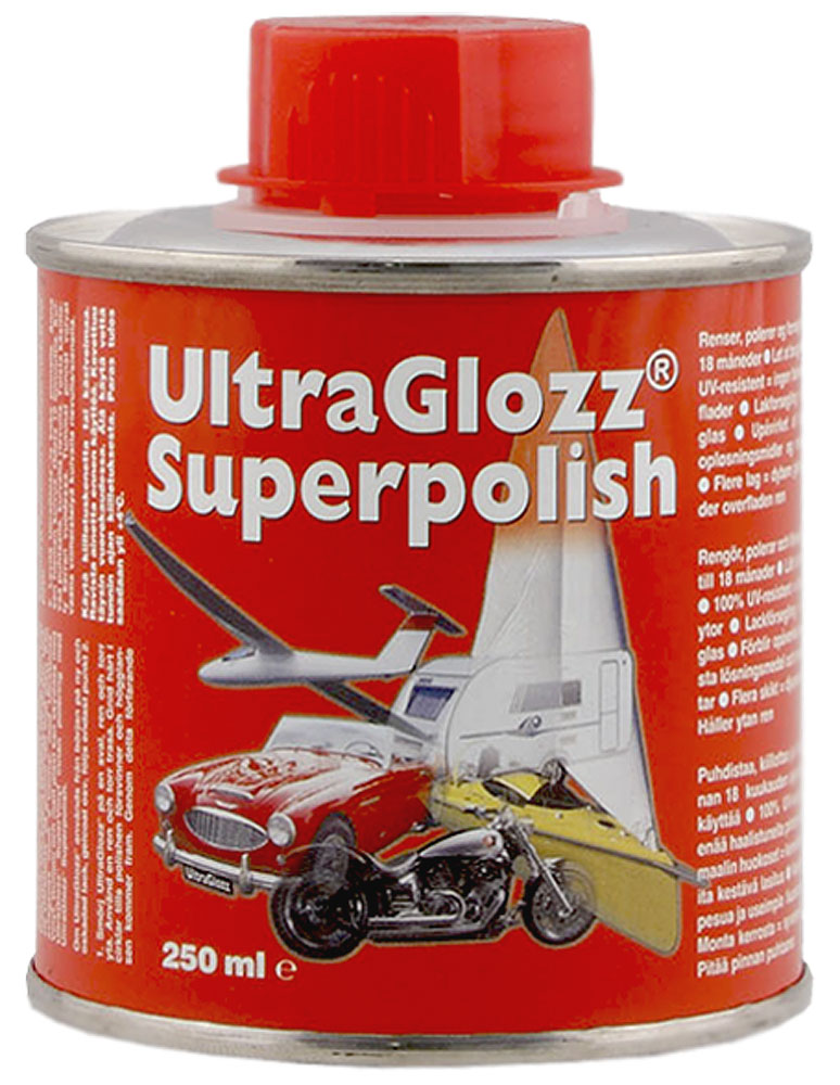 UltraGlozz Superpolish 250 ml